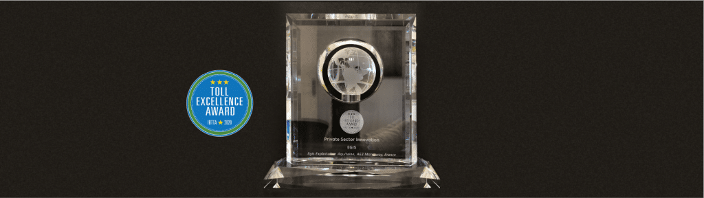 Toll Excellence Award