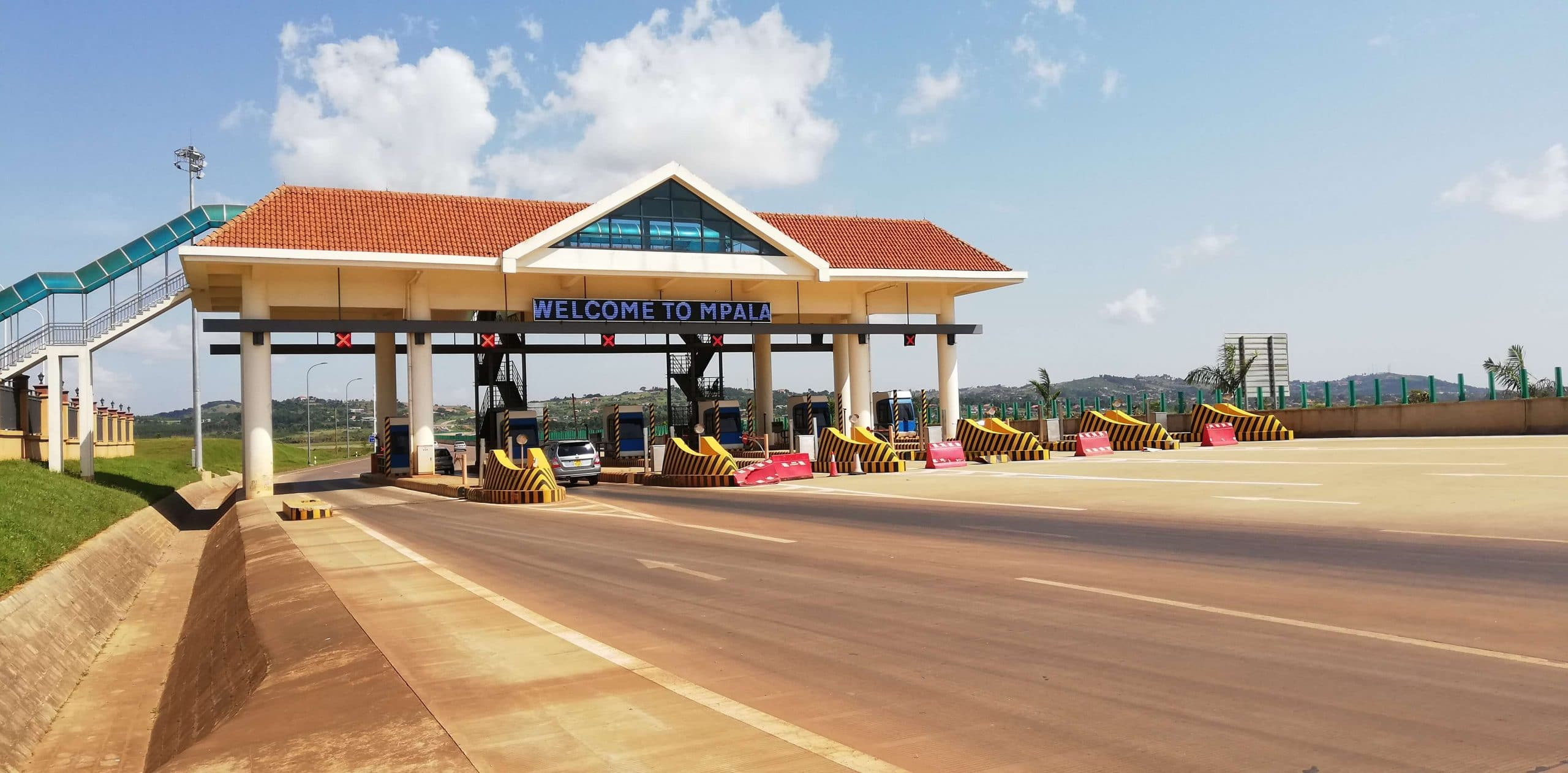 Kampala-Entebbe Expressway in Uganda Project
